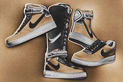 Nike Rt Air Force 1 Beige 7