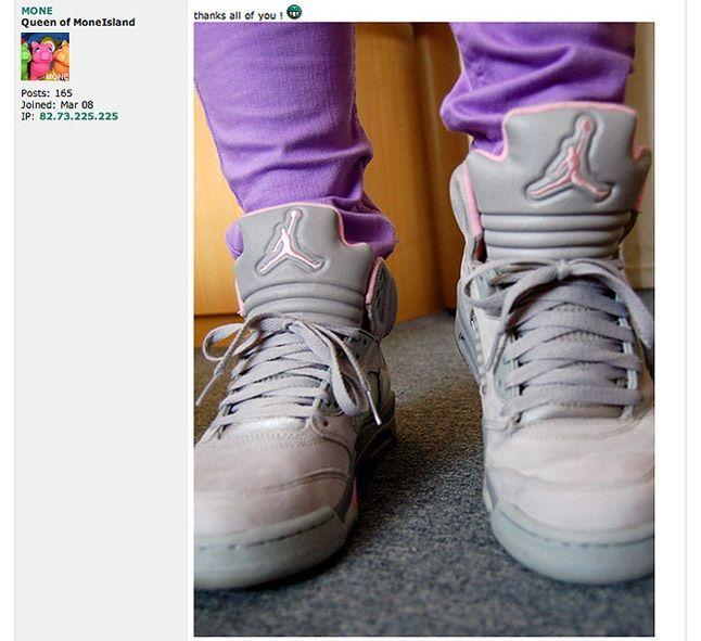 Sneaker Freakette Forum 5