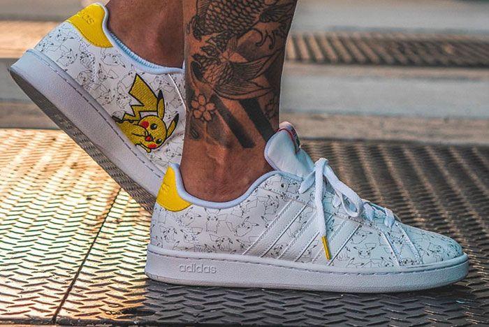 Pokemon Adidas Pikachu Release Date On Foot