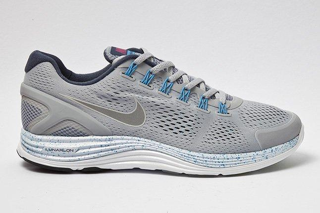 Profile Shot Nike Lunarglide4 Wolf Grey 1