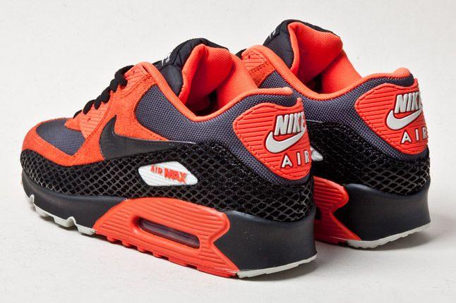 Nike Air Max 90 Cut Snake Heel 1