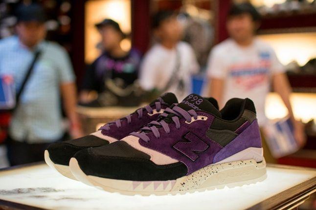 Sneaker Freaker X New Balance 998 Tassie Devil Limited Edt Launch Devil Money Shot 1