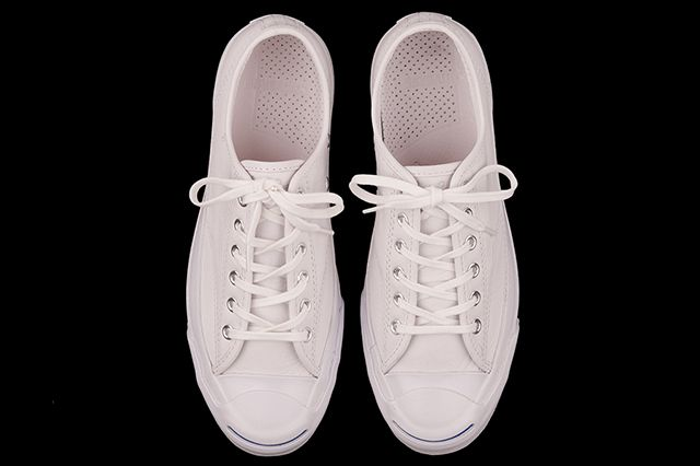 Converse Jack Purcell Goat Leather