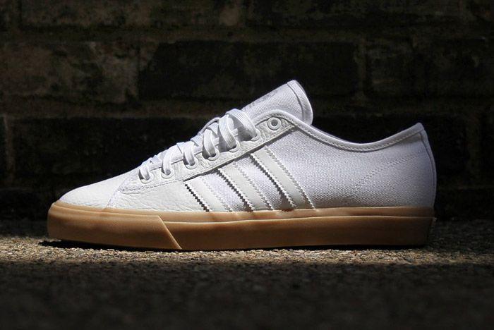 Adidas Matchcourt Rx White Gum 7