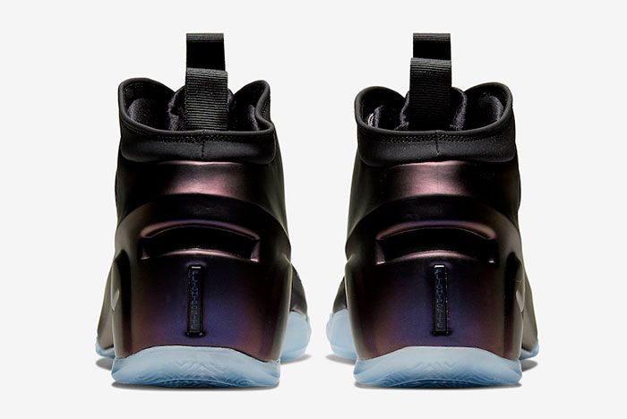 Nike Air Flightposite 2 Eggplant Cd7399 500 Heel