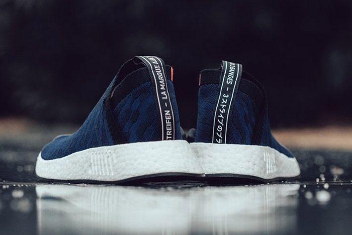 1 Adidas Nmd Cs2 Primeknit Indigo 1 Sneaker Freaker