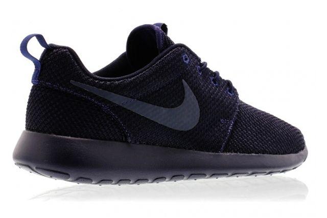 Nike Roshe Run Navy Dark Obsidian 3