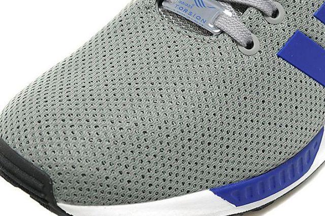 Adidas Zx Flux Metallic Blue3