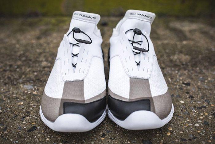 Adidas Y 3 Future Low Crystal White 3