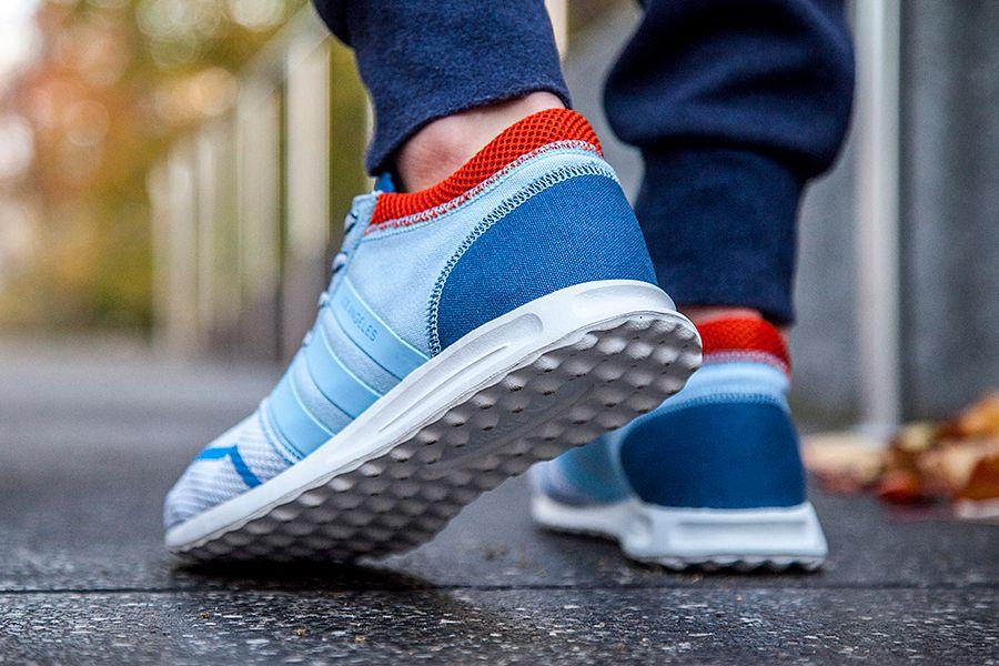 Adidas La Blue Orange Mens 3