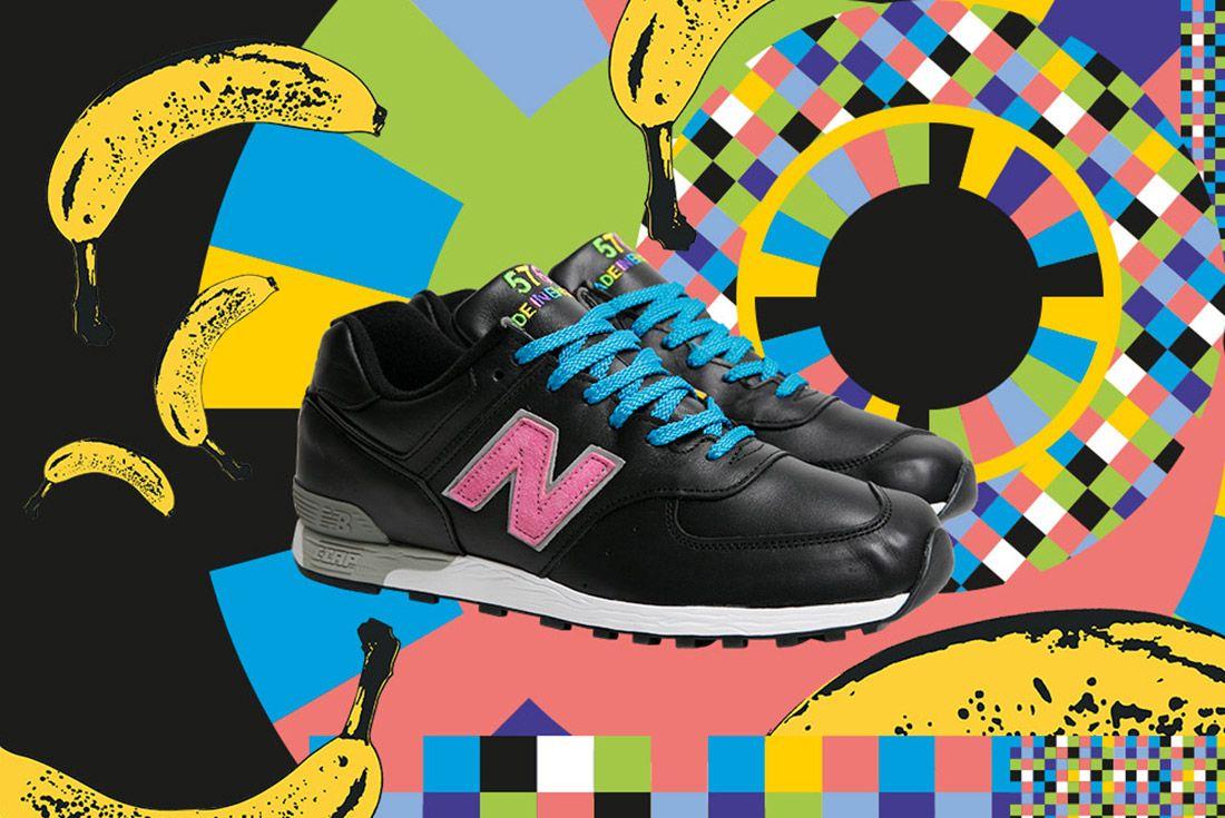 New Balance Footpatrol M576 Fpf Sneaker Freaker 1
