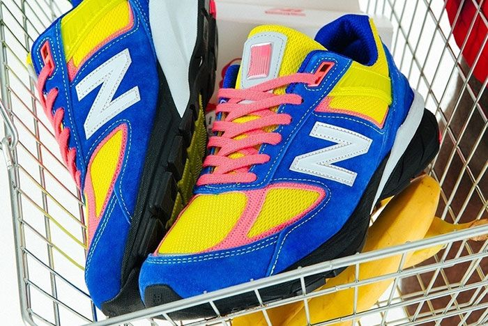 Size New Balance 990V5 Shopping Trolley Site