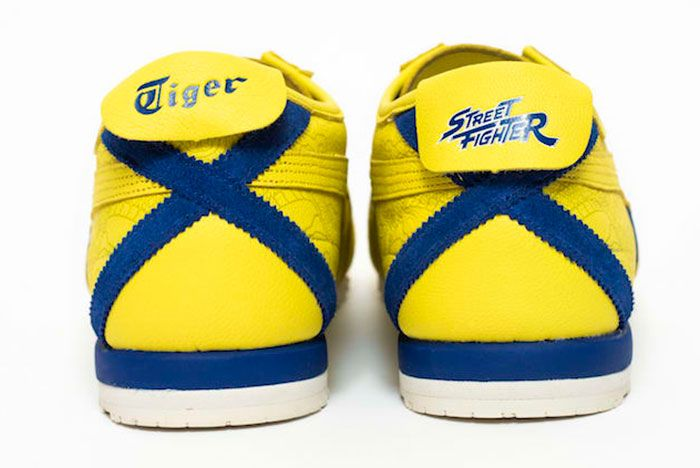 Street Fighter Onitsuka Tiger Chun Li Mexico 66 Sd Yellow Release Date 3 Heel