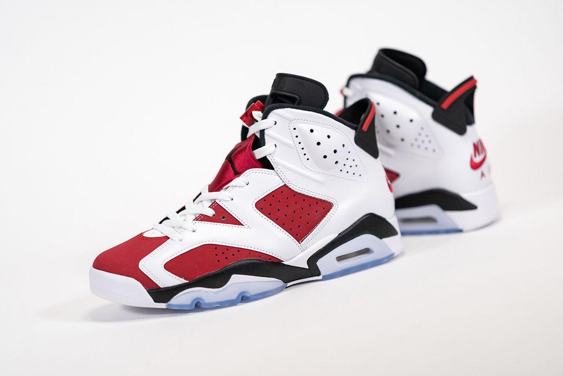 Where to Buy the Air Jordan 6 'Carmine' - Sneaker Freaker