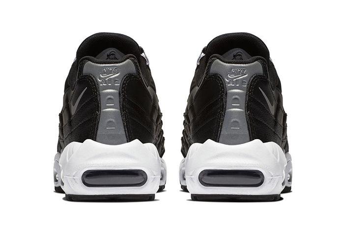 Nike Air Max 95 Black Reflect Silver 3