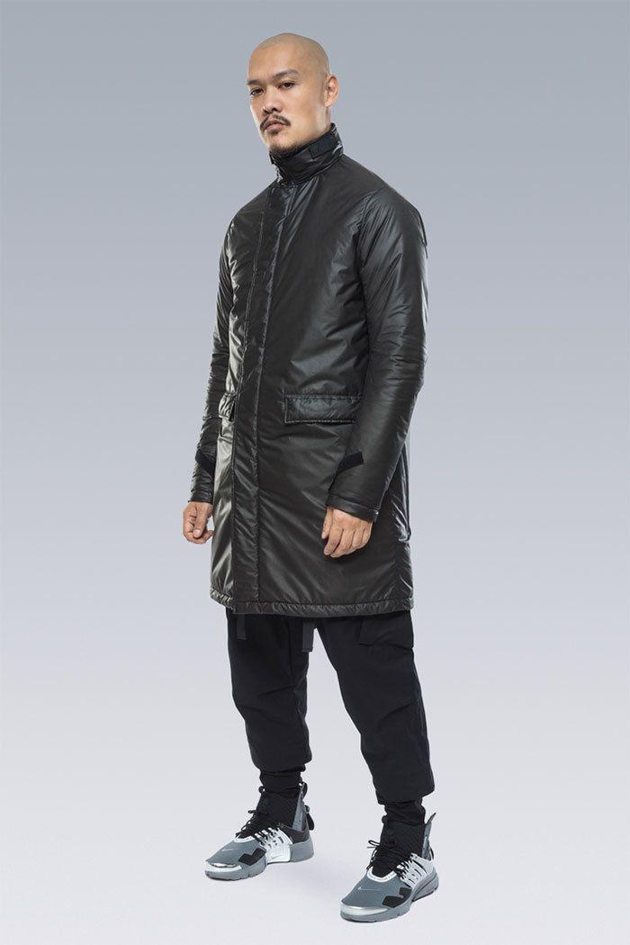 Acronym Nike Air Presto Grey Silver Black 5