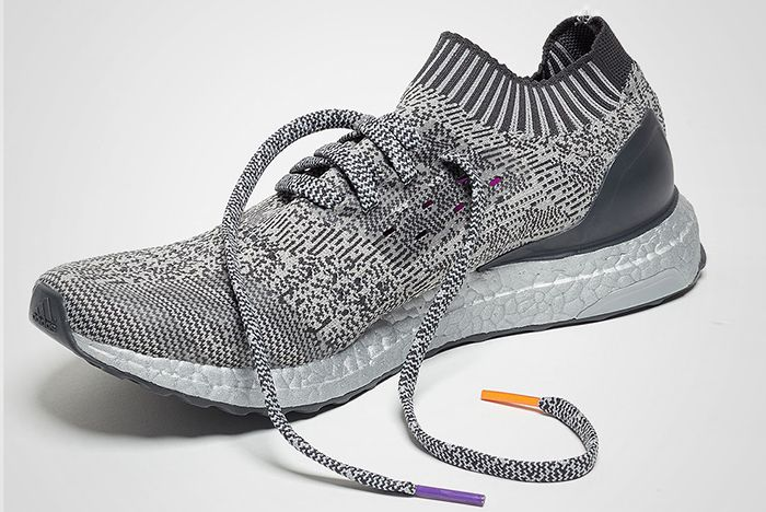 Adidas Ultraboost Uncaged Silver Feature