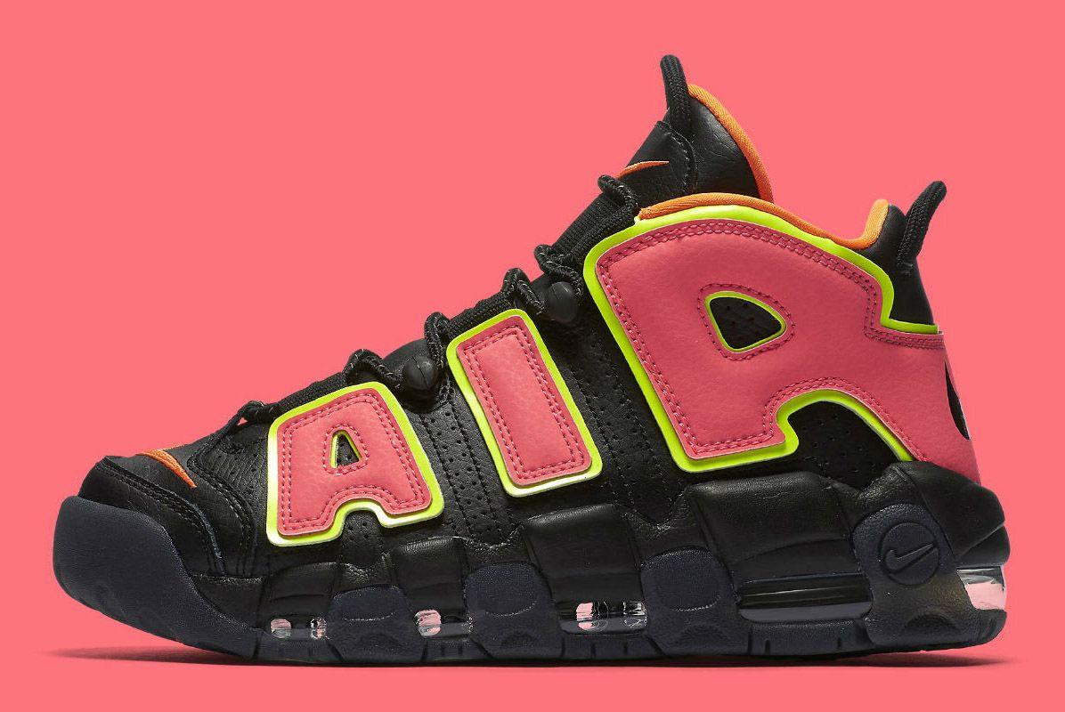 Nike Hot Punch Uptempo Sneaker Freaker 1