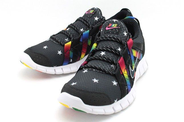 Nike Atmos Black Sneakers 1