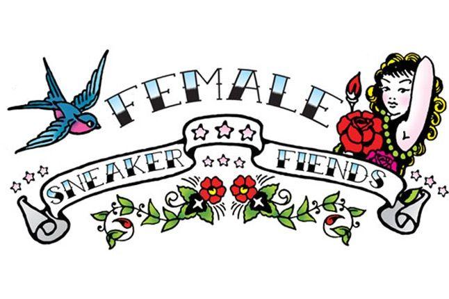 Female Sneaker Fiends Rose Choules Pointer 1