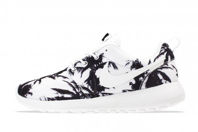 Nike Roshe Run Palm Trees 1