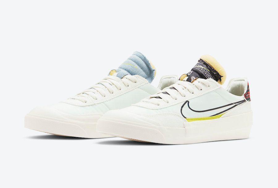 Nike Drop Type HBR Paisley Angled