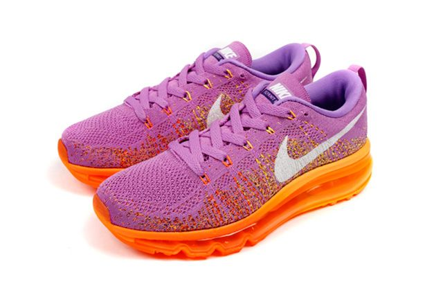 Nike Flyknit Max Summer Colour Collection 9