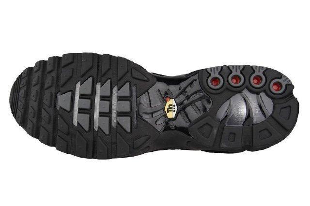 Nike Air Max Plus Black Grey Camo 3