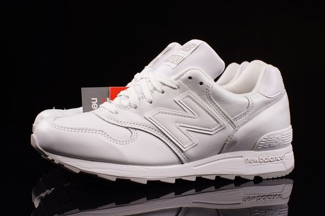 New Balance 1400 Pure White 3