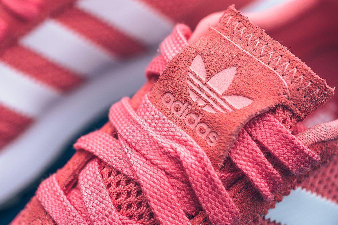 Adidas Flashback Womens Rose Pink2