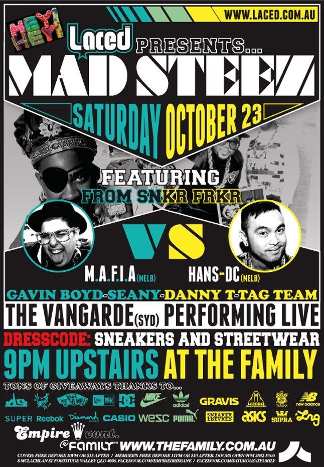 Mad Steez 646 1