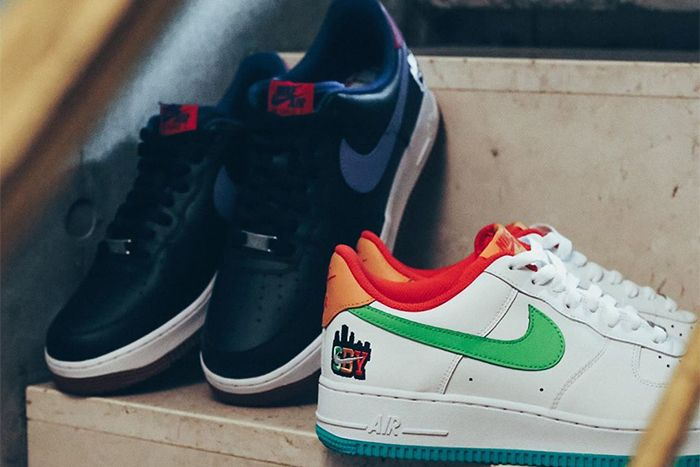 Nike Air Force 1 Low Shibuya Pack Release Date Atmos Instagram