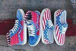 Vans Van Doren Stars And Stripes Pack 8