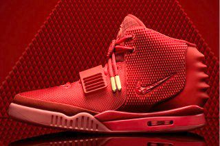 Kanye West Air Yeezy 2 Red Thumb
