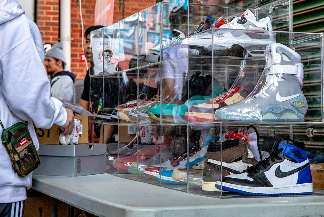 Sneaker Freaker Swap Meet October 201977