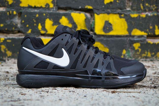 Nike Air Zoom Vapor 9 Le Black 3M 5