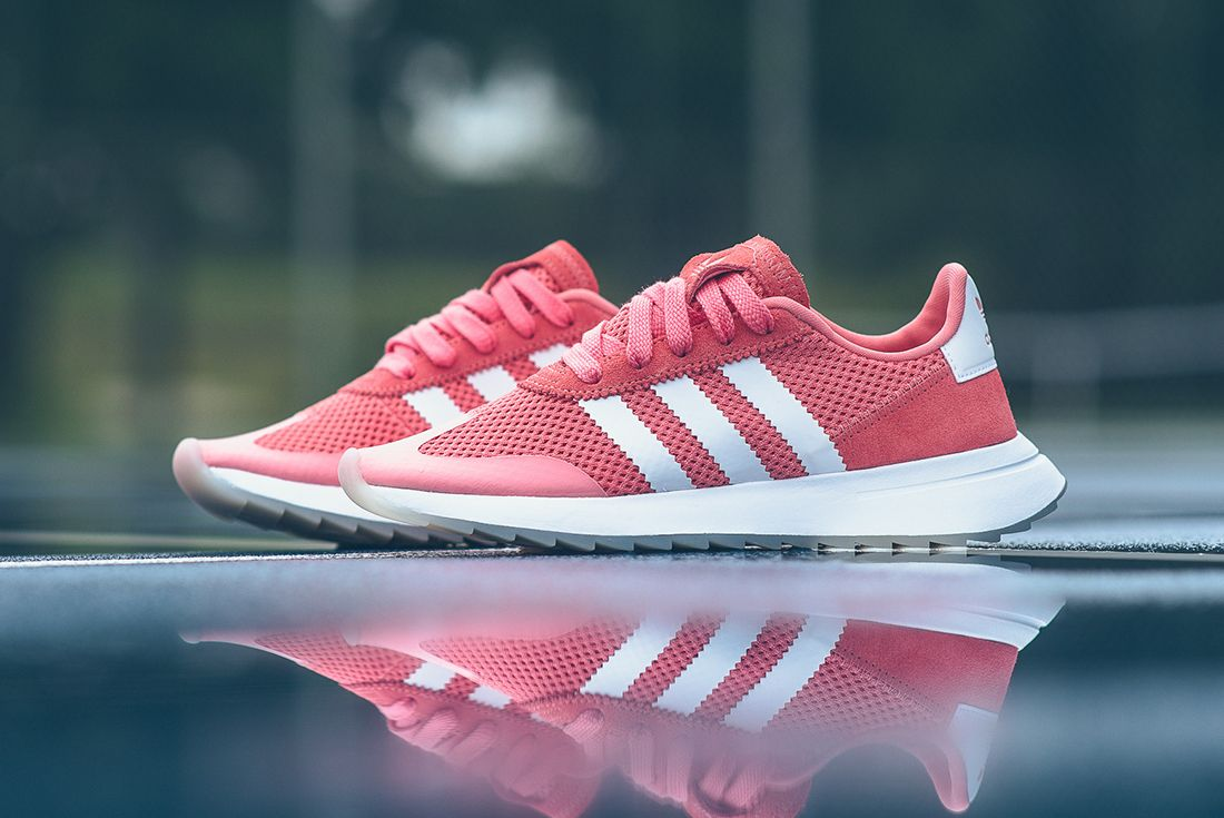 Adidas Flashback Womens Rose Pink7