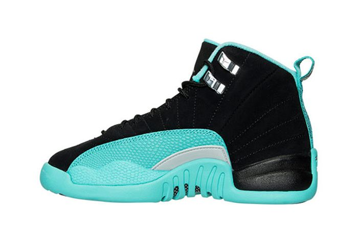 Air Jordan 12 Gs Hyper Jade 2