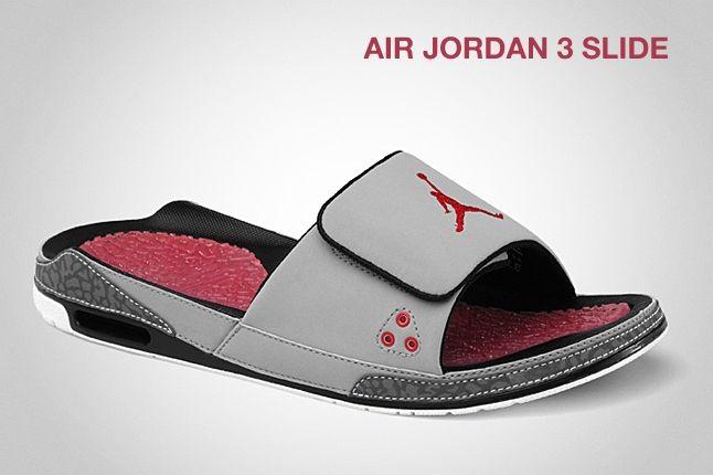 Air Jordan 3 Slide Stealth 1