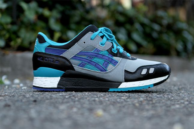 Asics Gel Lyte Iii Blueberry 1 1