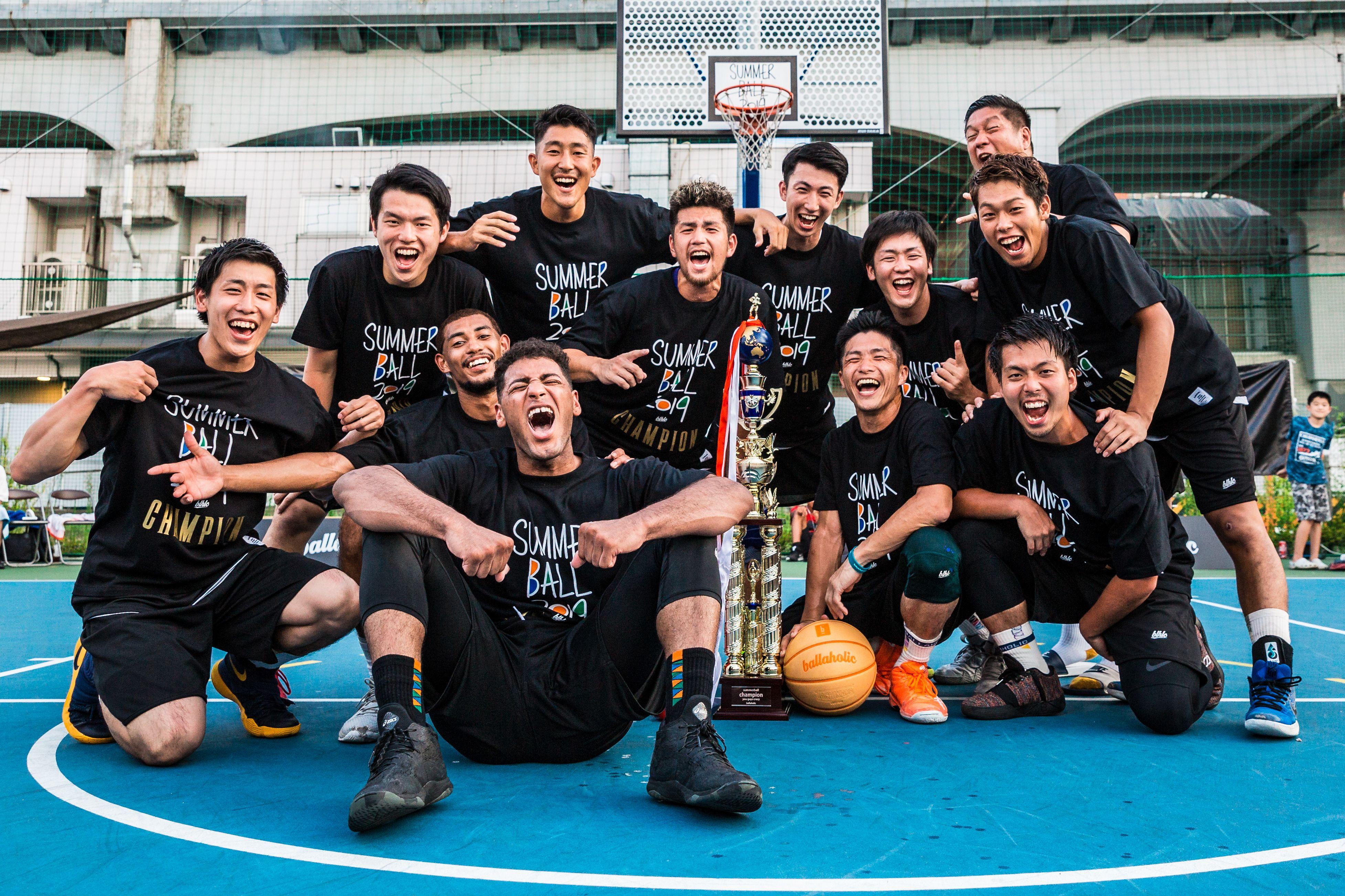 ballaholic japan crew
