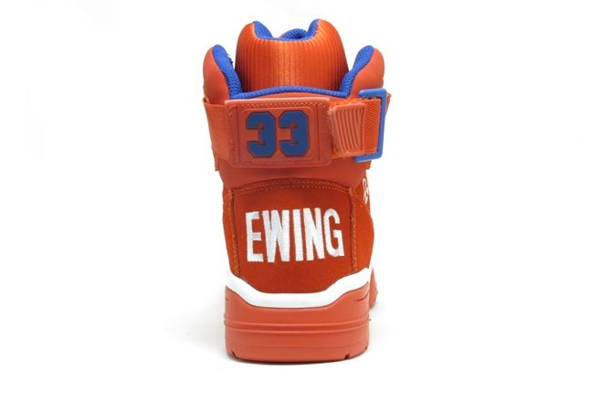 Ewing Hi Nyc Orange Heel 1