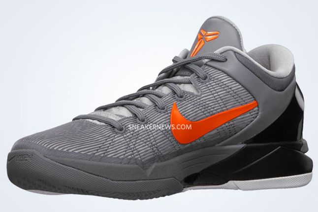 Nike Zoom Kobe Vii Wolf 5 1