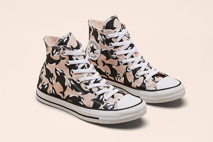Millie Bobby Brown Converse Chuck Taylor All Star By You Collaboration Release Date Pink Whales