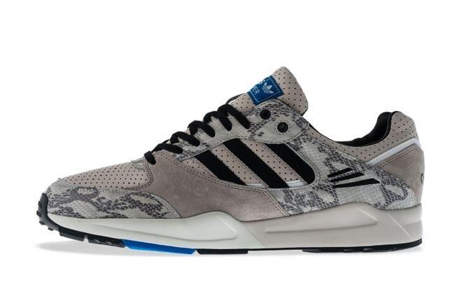 Adidas Tech Super Snakeskin Pack Grey 1