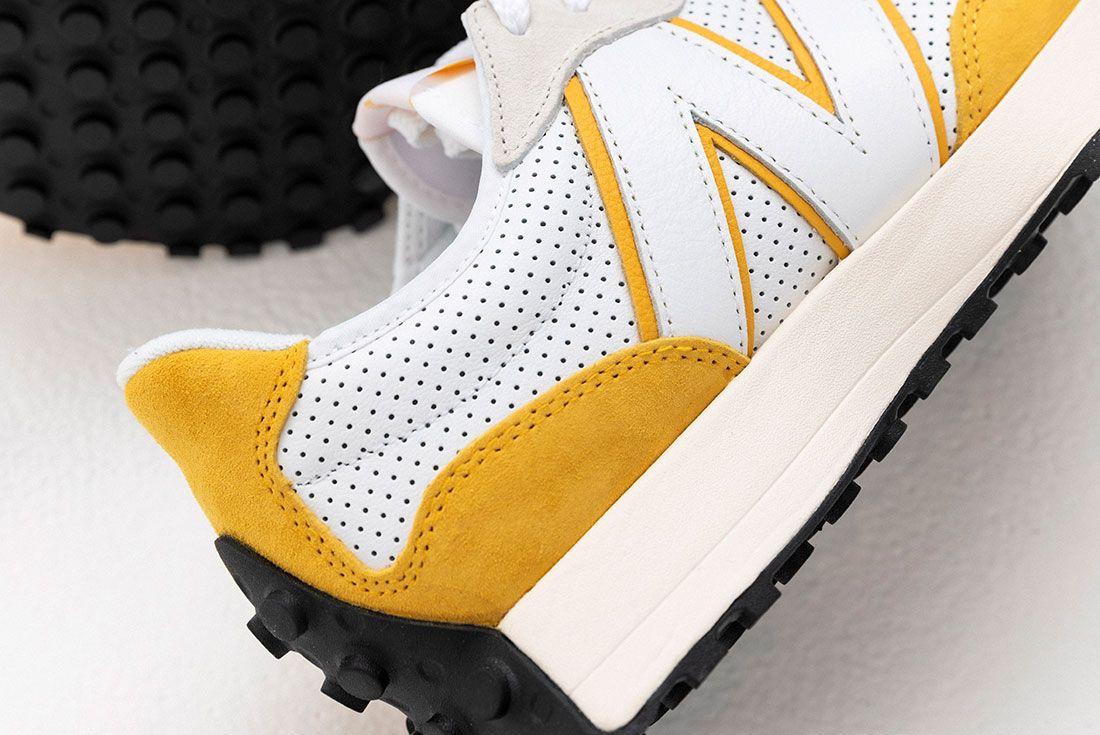 New Balance 327 Primary Pack Yellow