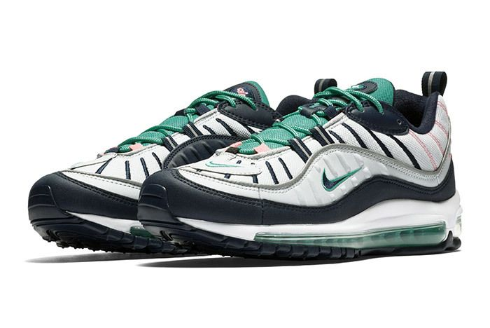 Release Reminder Nike Air Max 98 South Beach 1