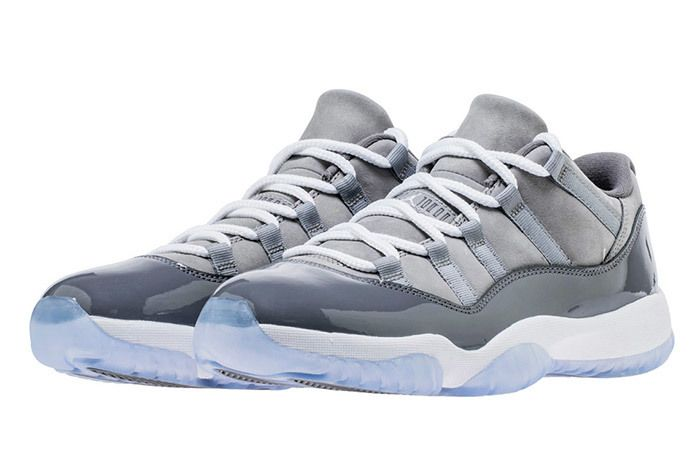 Air Jordan 11 Low Cool Grey 5