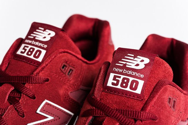 New Balance Mrt580 Red1