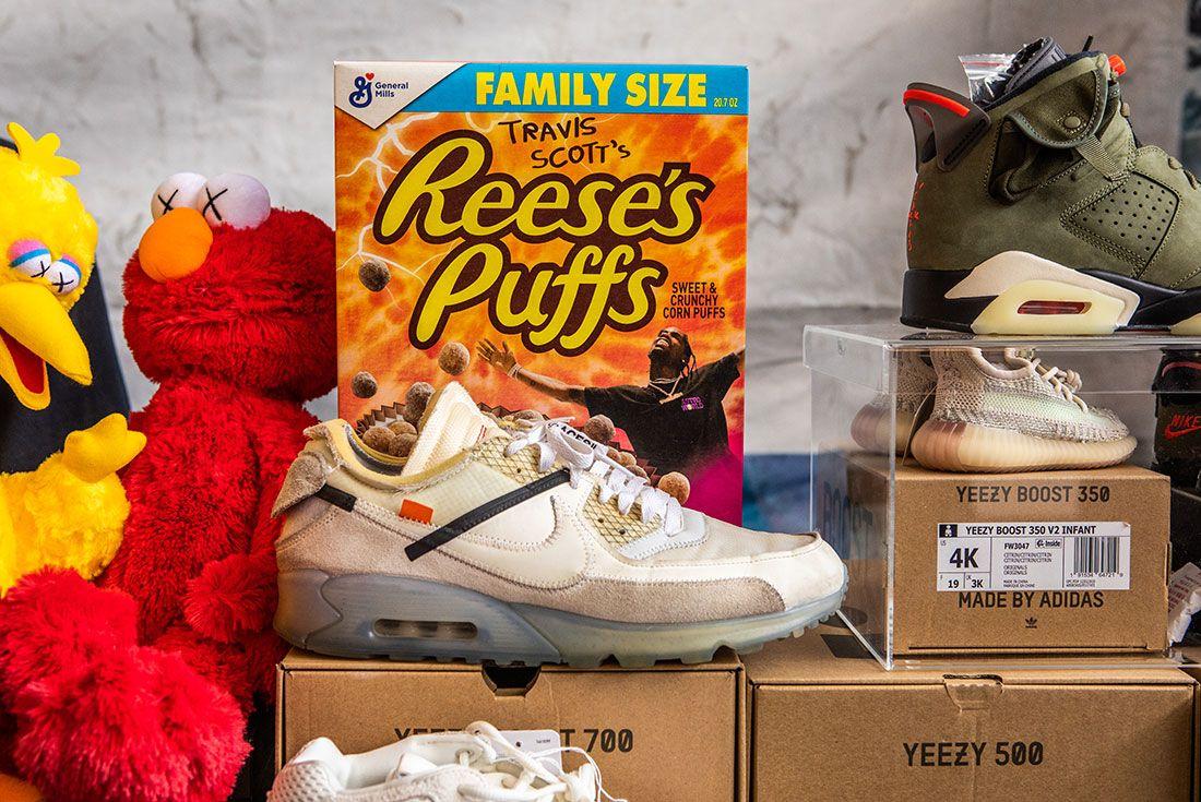 Sneaker Freaker Swap Meet October 201974